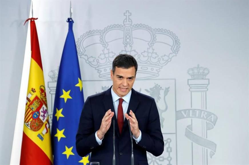 """Sánchez: Votaré «Sí» al Brexit porque """"Gibraltar"""" será """"España"""" tras la salida del Reino Unido"""