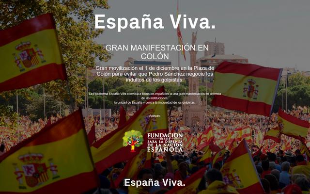 """DENAES denuncia """"insidiosa confusión provocada"""" por Opazo contra 1-D de """"España Viva"""""""