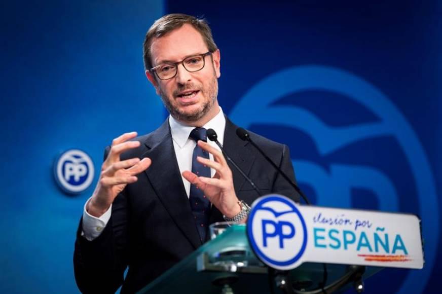 """El PP proclama oficialmente  a """"VOX"""" como socio en Andalucía para formar Gobierno"""