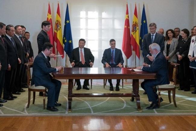 La «Ñ» llega a China, se estudiará y se usará el español en la administración china