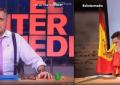 """Al banquillo Dani Mateo por """"ultraje a la bandera"""" tras denuncia del sindicato de Policía"""