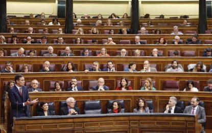 """PP: """"El PSOE"""" y sus diputados son unos """"traidores"""" de España"""