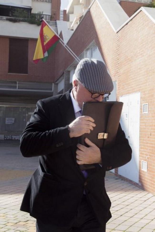 """Villarejo al PP: """"El hermano de Rubalcaba es el punto débil. Están con 20 mil lupas"""""""