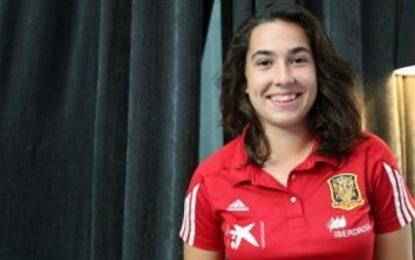 """Catalina Coll, capitana de la Selección: """"España tiene los pies en la tierra"""""""