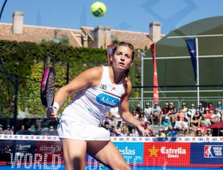 La selección española femenina de Pádel se hace por sexta vez con el título Mundial