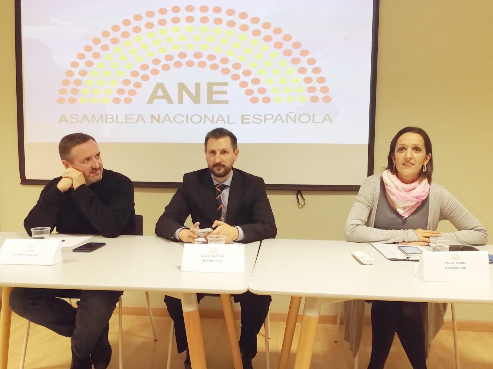 (ANE) inaugura su delegación en Tarragona y trabaja para destruir el independentismo