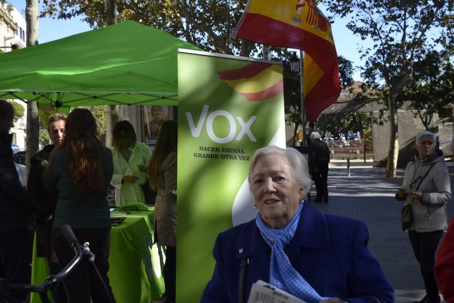 VOX irrumpe en el Parlamento de Andalucía detrás de un triple empate Podemos, PP y Cs
