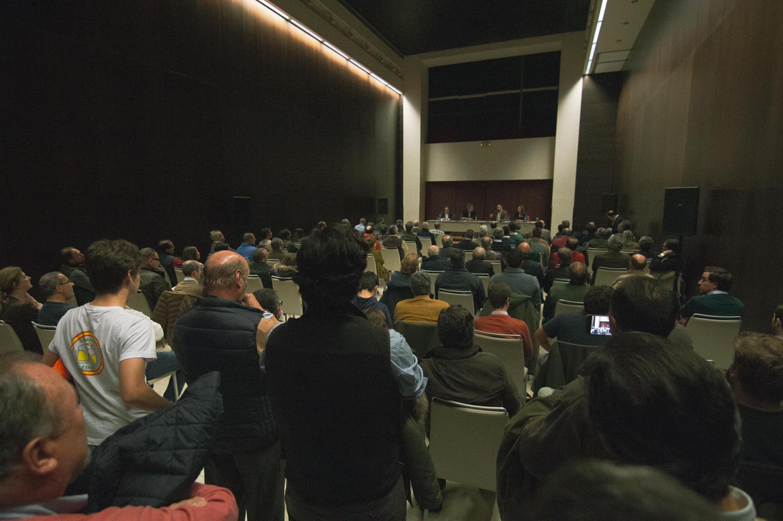 """""""Apoyo sin fisuras"""" de VOX a la Federación Andaluza de Caza"""