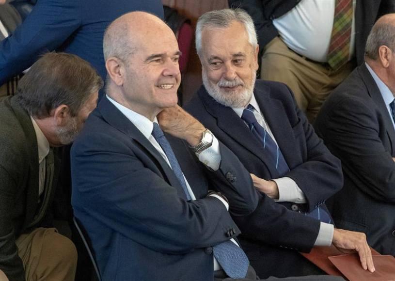 """Fiscalía: El Gobierno del PSOE daba """"sin control alguno"""" el dinero de los EREs andaluzas"""