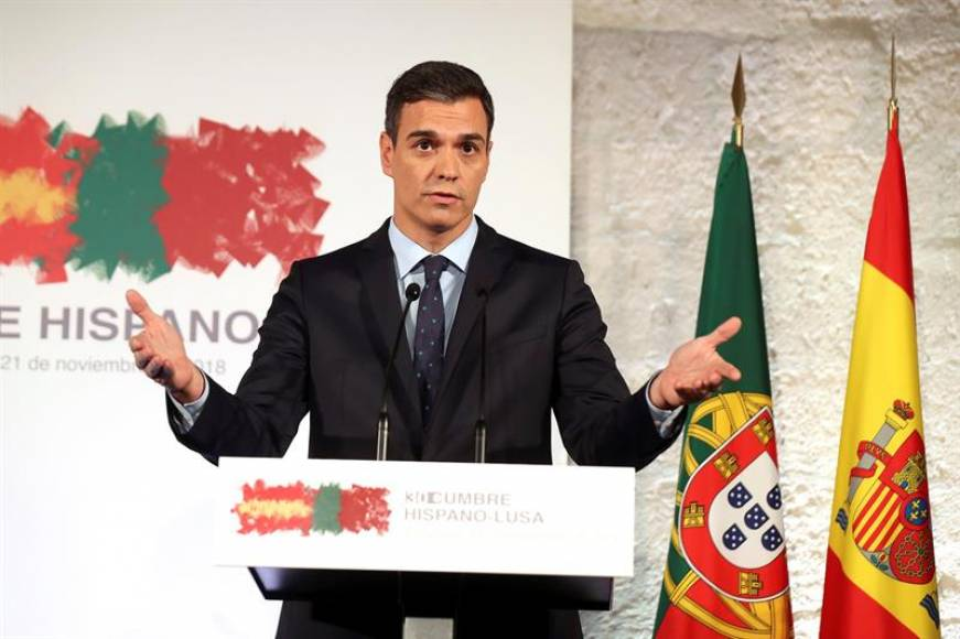 """Sánchez: """"España vetará el 'Brexit', no nos sentimos representados ni reflejados"""""""