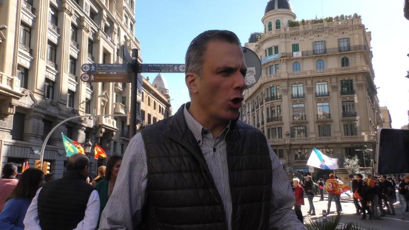 """VOX: """"Pronto estaremos en el Congreso para una Equiparación"""" si hoy no sale la ILP de Jusapol"""