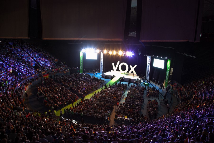 VOX, «Acusación Popular» pide 72 años para Junqueras y 52 años para 'Jordis' y Forcadell
