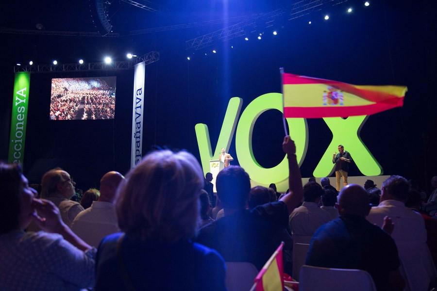 La fuerte entrada de VOX en el Parlamento dinamita Andalucía, el PSOE dejaría el Gobierno