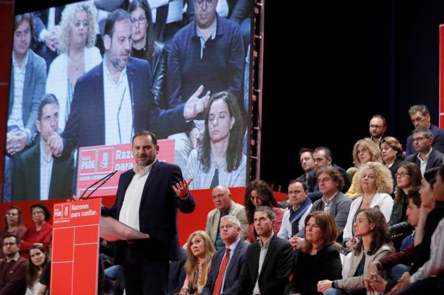 """El PSOE carga contra un VOX que estaba """"muy calentito"""" dentro del PP y que ahora ha salido"""