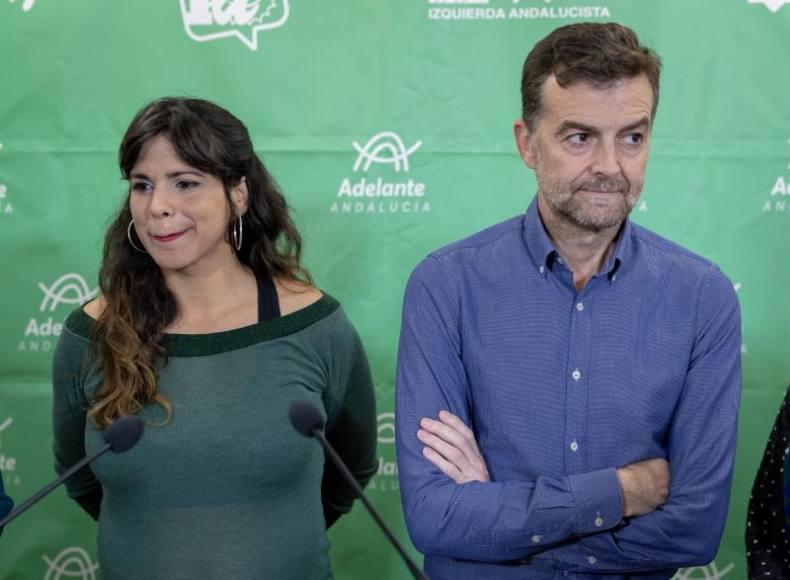 Podemos quiere a VOX en Mesa del Parlamento de Andalucía y Ciudadanos y PSOE rechazan