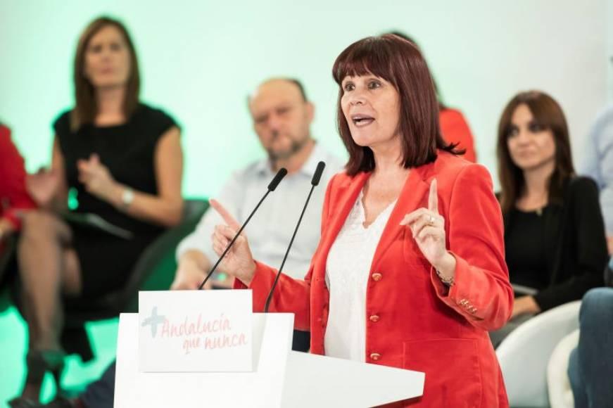 """PSOE: Tenemos """"muy claro que el PP tiene un acuerdo con VOX"""" para Gobernar Andalucía"""