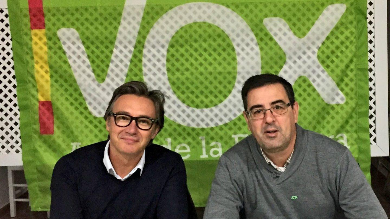 Manuel Gavira, primer representante de VOX en la Mesa de un Parlamento en España