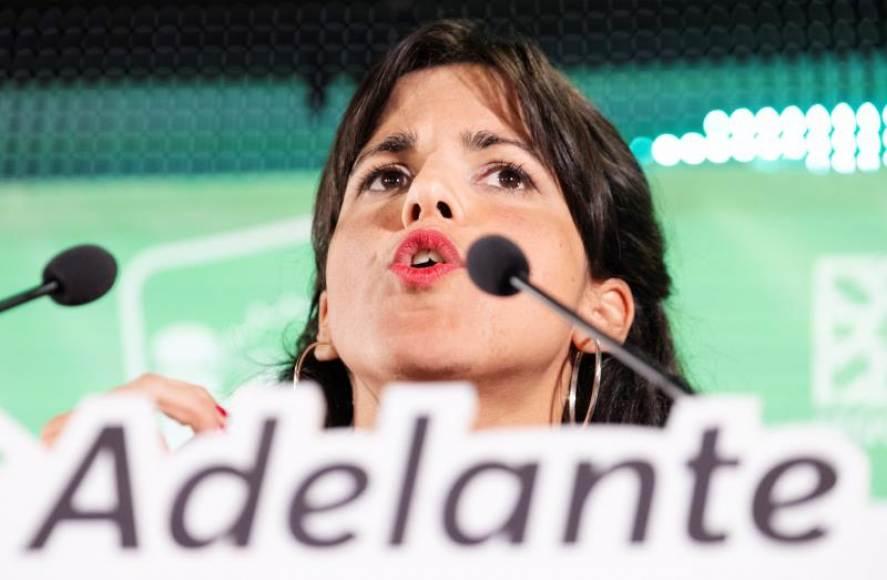 """Podemos dice que luchará contra """"esa hidra de tres cabezas"""" (VOX) en Andalucía"""