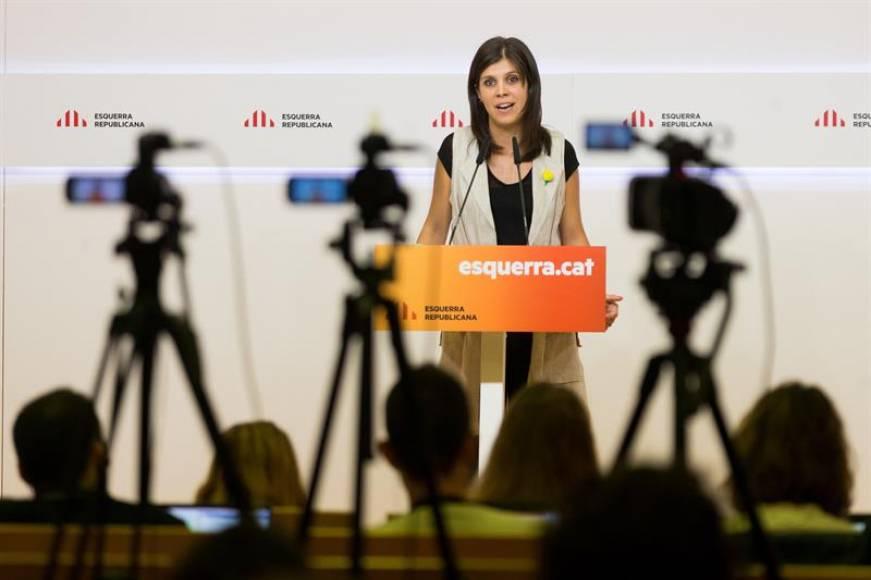 """ERC: """"Hoy es un día triste, con VOX el «a por ellos»"""" se convierte en """"a por todos"""""""