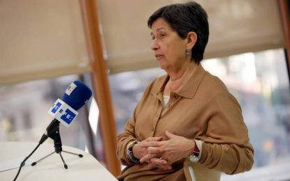 """Delegada del Gobierno del PSOE en Cataluña: No queremos ver a """"VOX"""" aquí, """"no hace falta"""""""