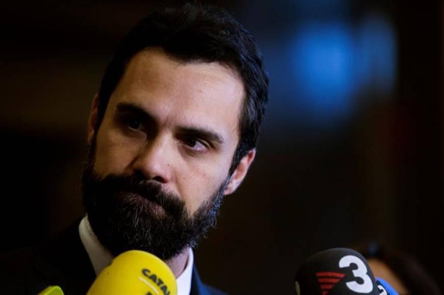 """Torrent: """"Ante el Rey"""" que abraza a """"VOX, defendemos"""" la independencia de Cataluña"""