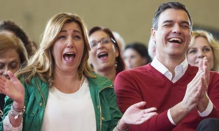 Díaz se presentará a la investidura ante pacto Cs y Podemos en una cafetería de Jerez