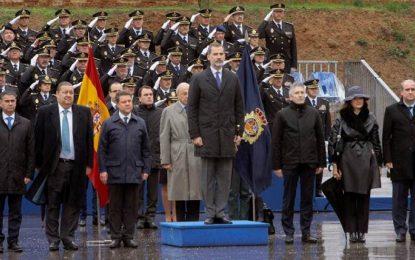 """El Rey agradece a Policías del GEO por su """"trabajo, sacrificio y entrega al servicio"""" de España"""