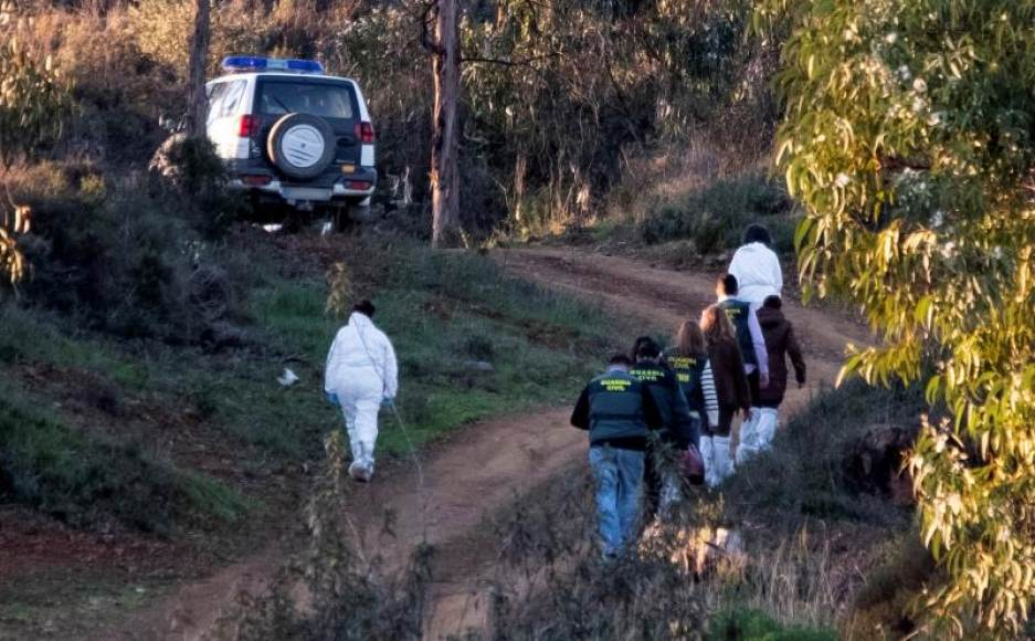 Laura Luelmo hallada muerta en una zona de terraplén con golpe en la cabeza y cuello