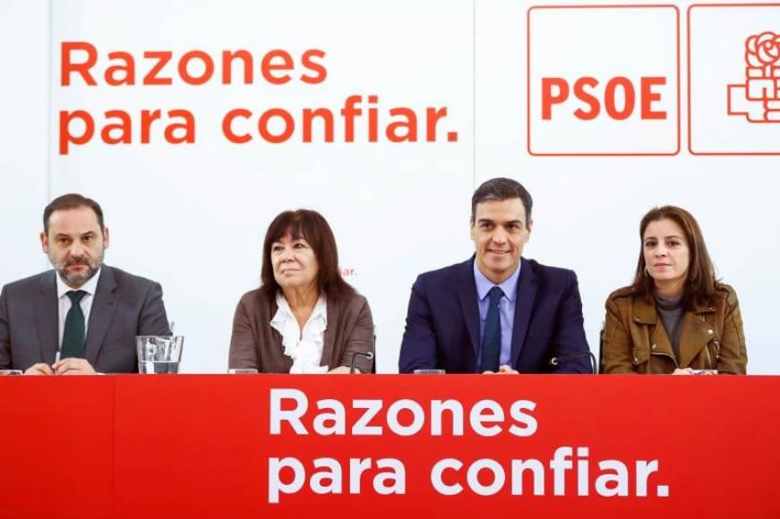"""PSOE en un vídeo: """"Ayúdanos a seguir"""" gobernando España para que """"2019 traiga Justicia"""""""