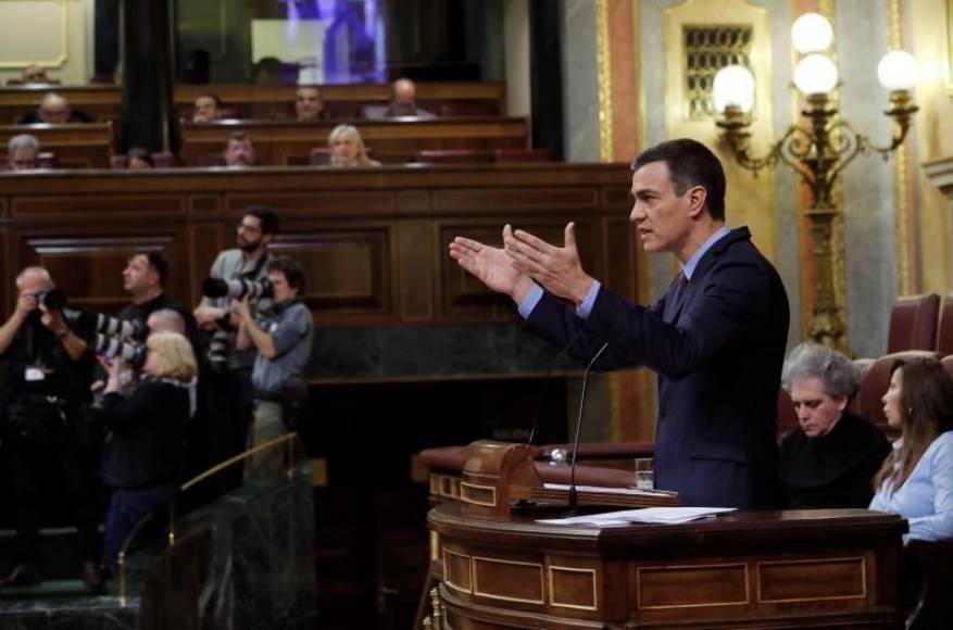 """Sánchez: """"Que lo sepa toda España. VOX, PP y Cs gobernarán en todas las instituciones"""""""
