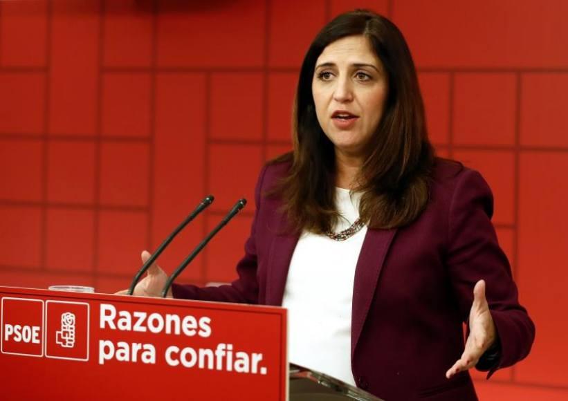 """PSOE: """"Ciudadanos"""" es la """"estafa"""", gobernará Andalucía con el PP """"más corrupto de Europa"""""""