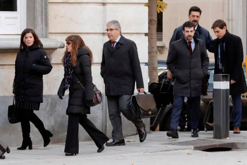 """Arrancan las cuestiones previas del """"Juicio Procés"""" en el Tribunal Supremo"""