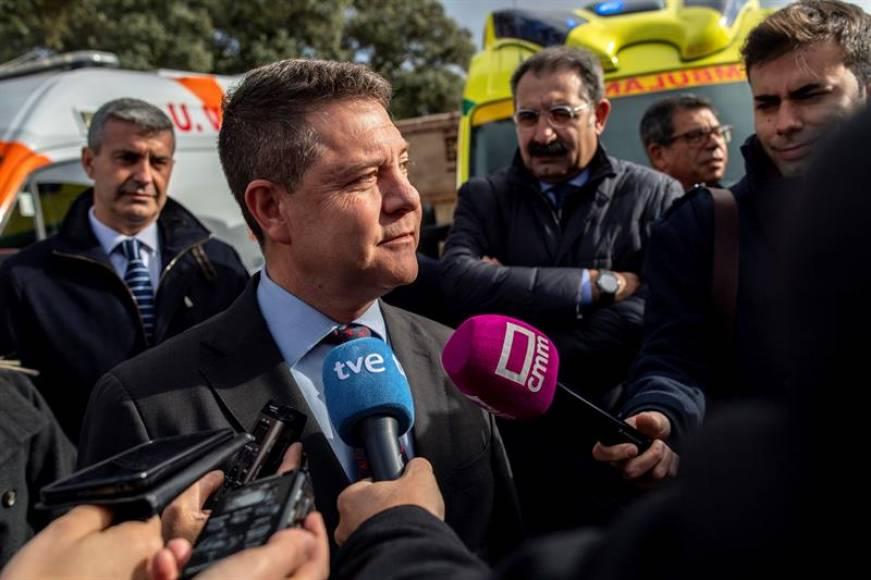 Page (PSOE) le pide a Sánchez convocar elecciones generales