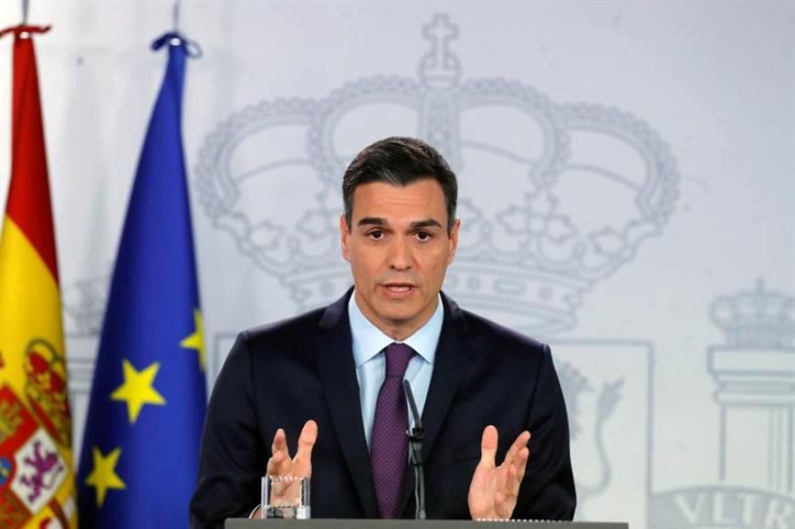 Sánchez responde a Torra: diálogo y ley, frente al monólogo independentista
