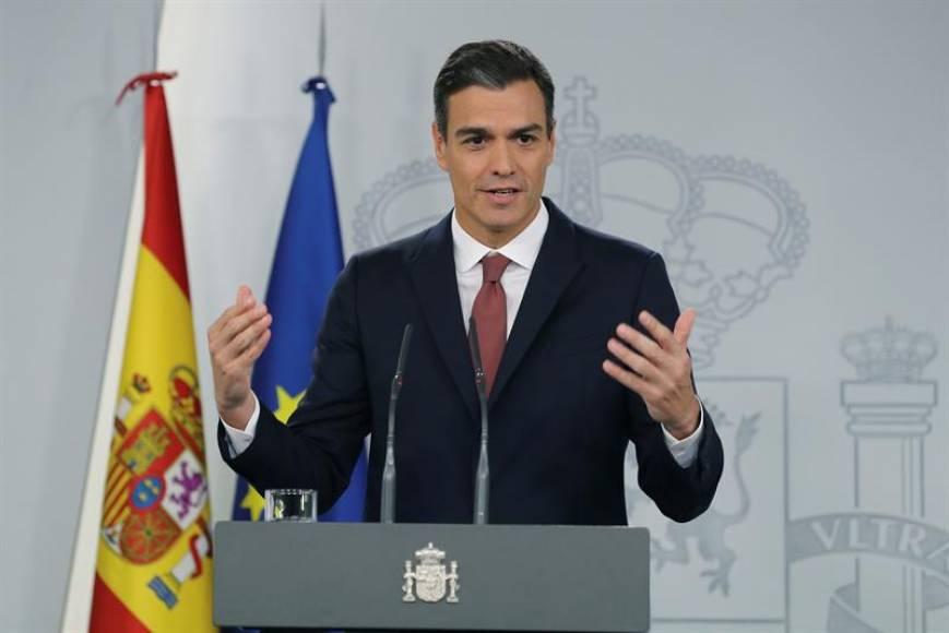 """Sánchez insiste en reunirse con Torra el 21-D para una """"máxima colaboración"""""""