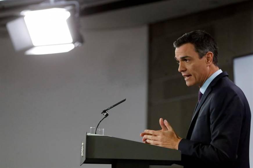 """Sánchez: """"En 7 meses he hecho más"""" por España que el """"Gobierno anterior del PP en 7 años"""""""