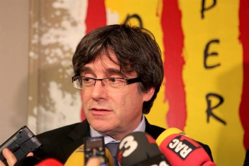 """Puigdemont: """"¿Ahora se escandalizan por VOX"""" después de lo que me han hecho a mí?"""
