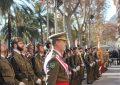 El Ejército inicia el 2019 con parada militar en Barcelona, brindis por España y Rey