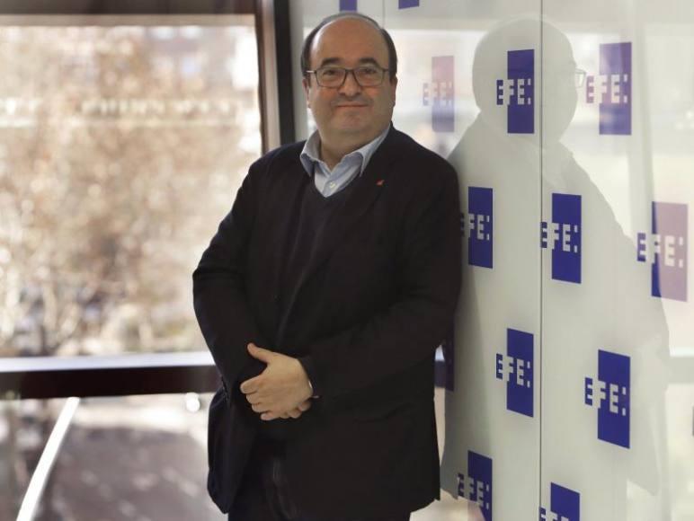 """El PSC """"negociará"""" un referéndum en Cataluña después de """"sentencia del Juicio Procés"""""""