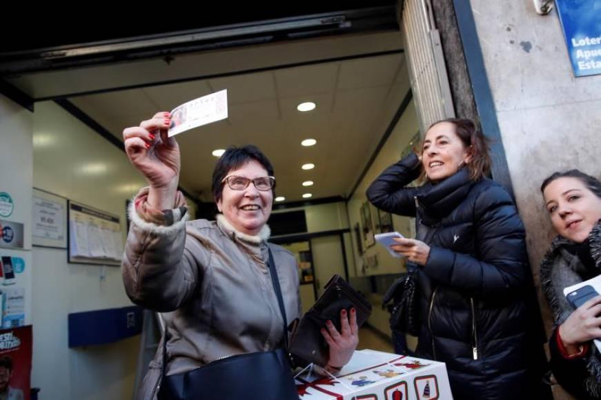 Vendido íntegramente en Cataluña el Primer Premio de «El Niño», 37142