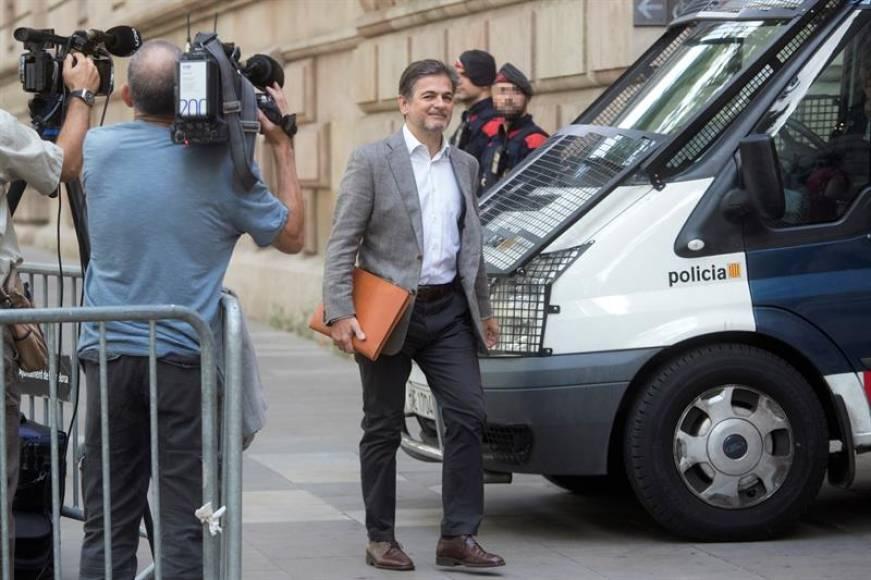 El juez ordena el ingreso en prisión del hijo de Pujol, Oriol Pujol, condenado por corrupción