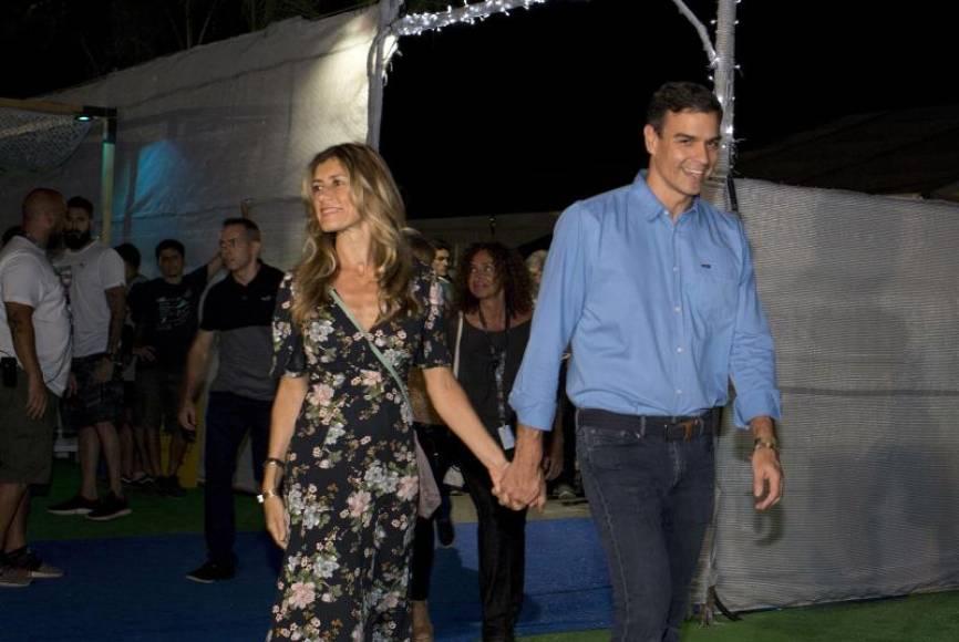 """Sánchez dice que se gasta en viajes con avión oficial Falcon solo """"282,92 euros"""" ida y vuelta"""