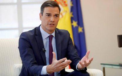 """Sánchez: El PSOE será también """"liberal"""", el pacto Cs y VOX traiciona al """"liberalismo"""" europeo"""