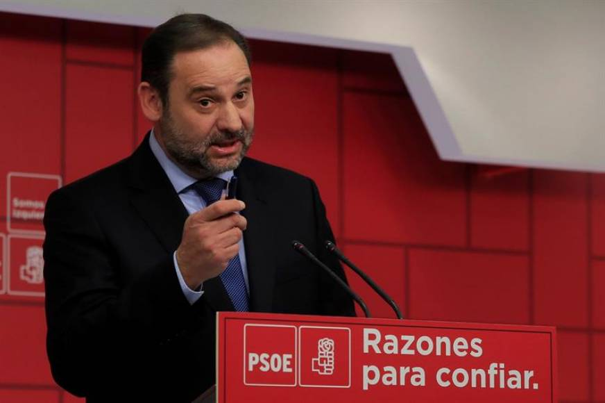 """PSOE: Con """"VOX, está en juego"""" la democracia y las """"alianzas en torno al futuro de España"""""""