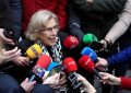 Carmena: Podemos no está en guerra después del plante de Errejón a Podemos