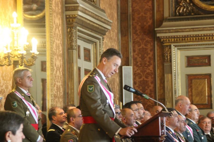 """El Ejército muestra su """"afecto a los Mozos"""" y desea que """"puedan"""" trabajar """"sin presiones"""""""