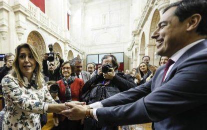 """Susana Díaz: """"Soy la candidatura con más de un millón de votos"""" en Andalucía"""