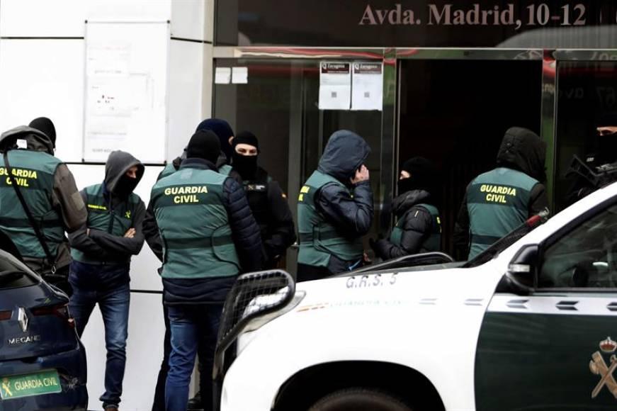 Detenido un marroquí por terrorismo yihadista en Zaragoza