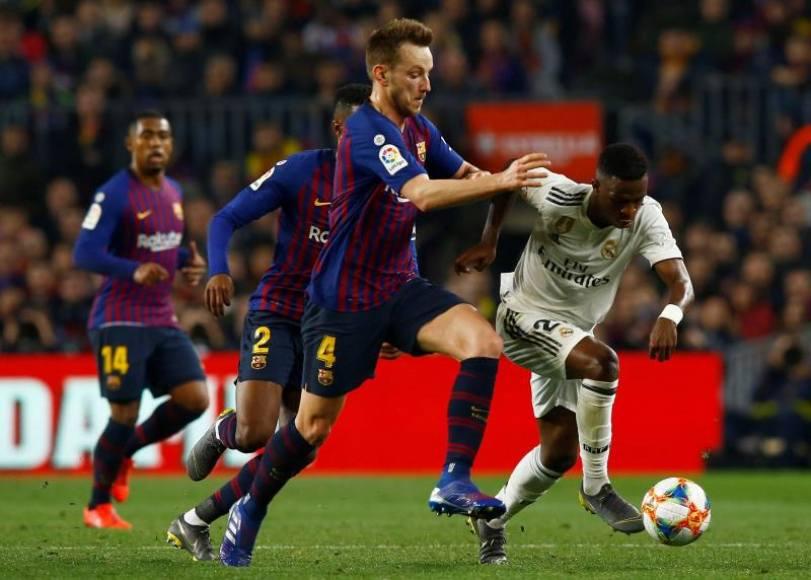 (Copa del Rey) El Madrid atropella al FC Barcelona en el 'Camp Nou'