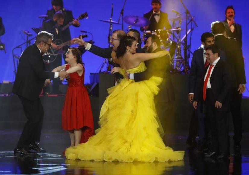 Los Goya logran una audiencia de 26,2% de cuota, la mejor desde 2010